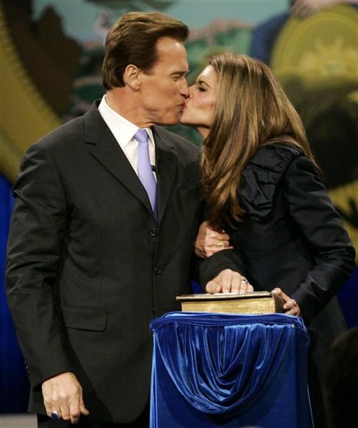 Arnold Schwarzenegger and Maria Shriver aren't divorced yet