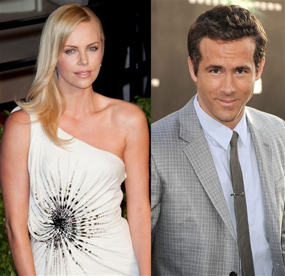 Ryan Reynolds dating Charlize Theron Portales nm dating