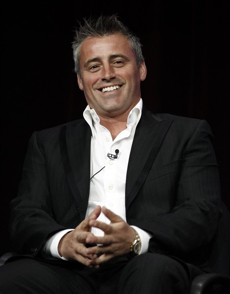 Matt LeBlanc Episodes