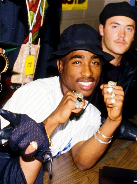 """""""Hit Em Up,"""" by Tupac"""