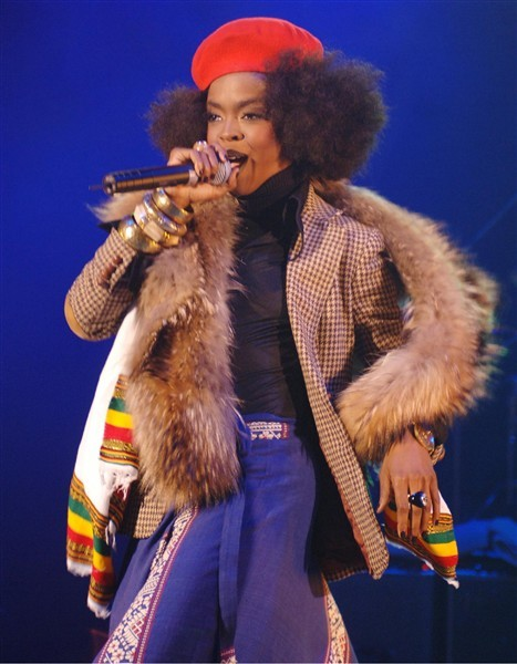 Lauryn Hill failing to pay taxes IRS jail time three months prison sentence