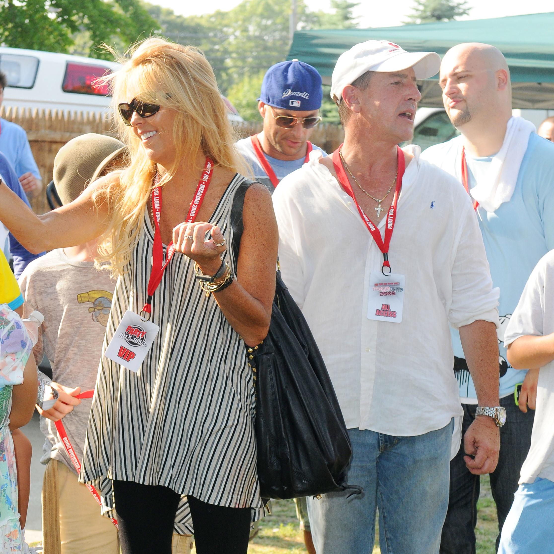 Dina and Michael Lohan head to reality TV to make amends