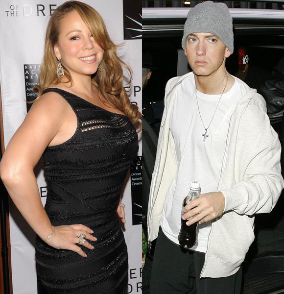 Mariah Carey Disses Eminem, Says She's Done Having Kids ...