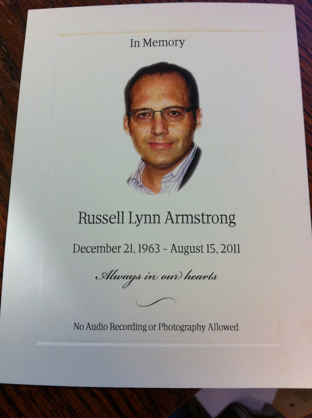 Taylor Armstrong Funeral