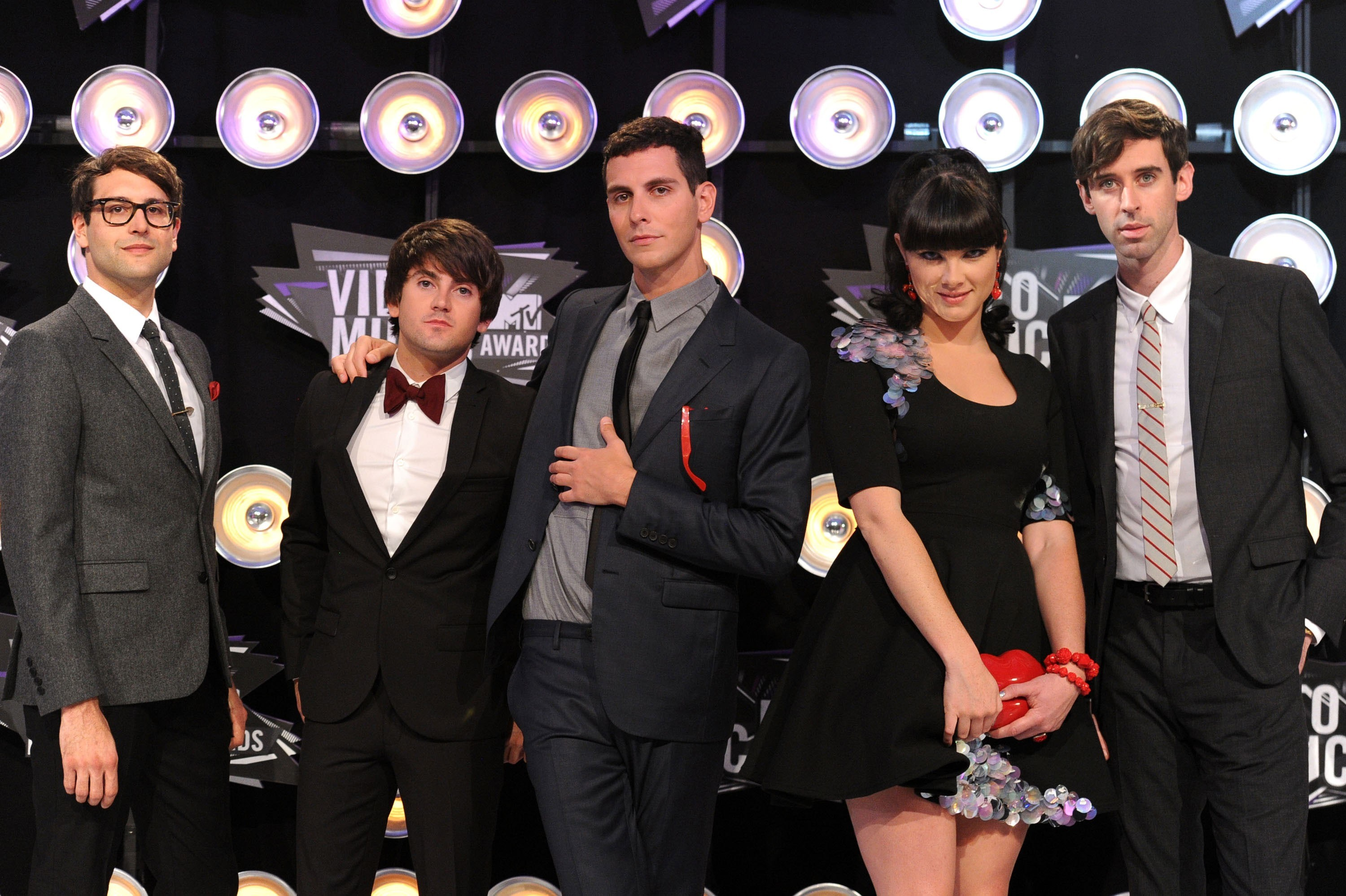 Cobra Starship Video Music Awards