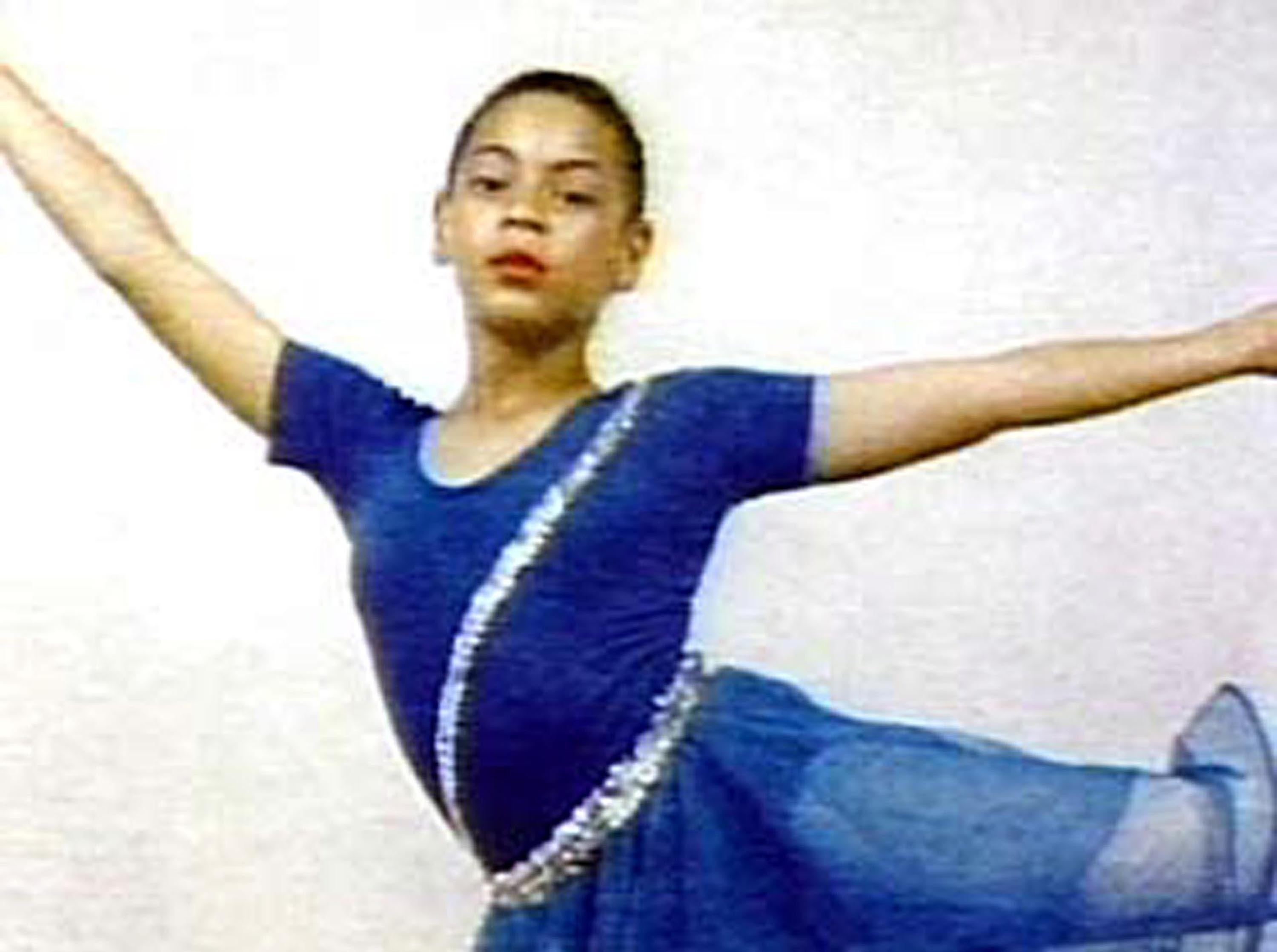 beyonce before famous