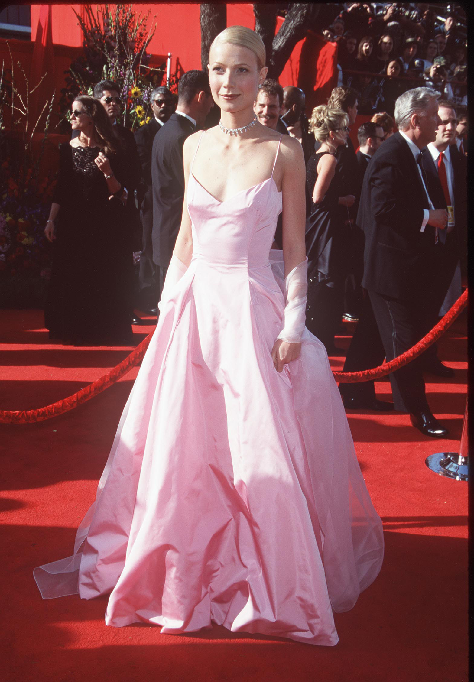 Gwyneth Paltrow Academy awards dress