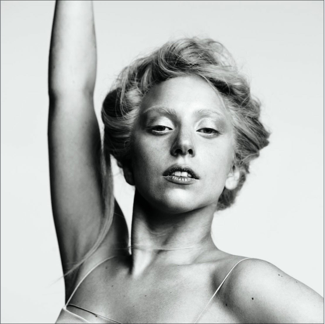 Lady Gaga body image
