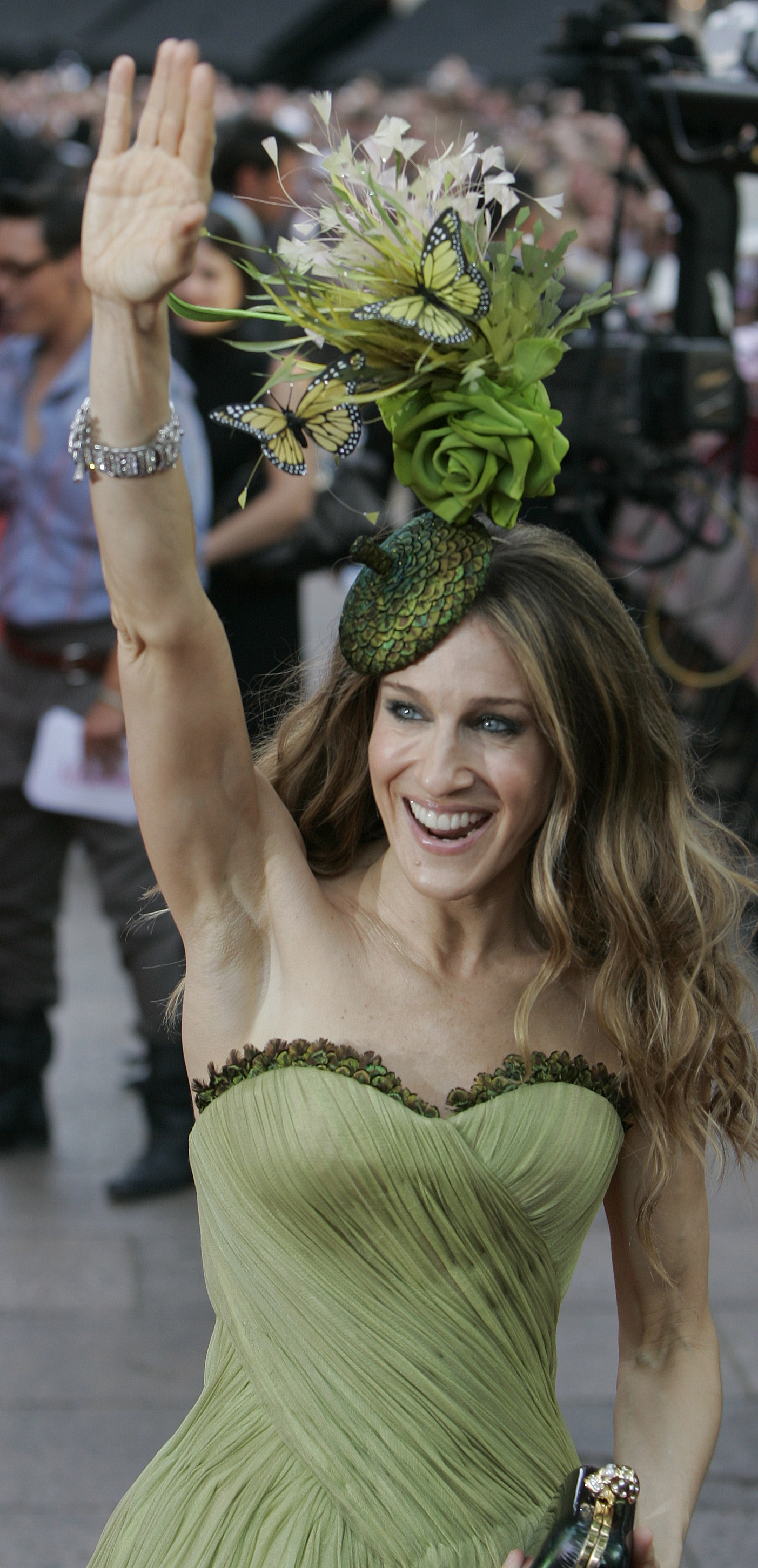 Sarah Jessica Parker red carpet