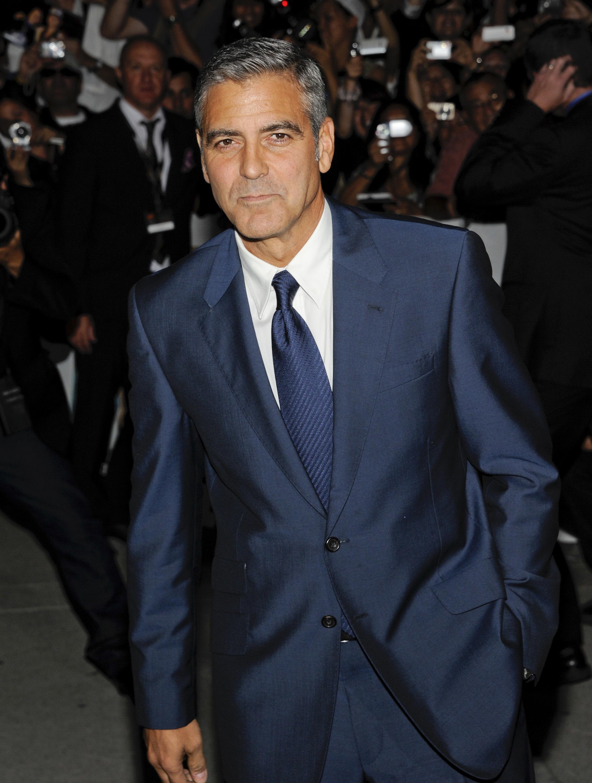 George Clooney marriage