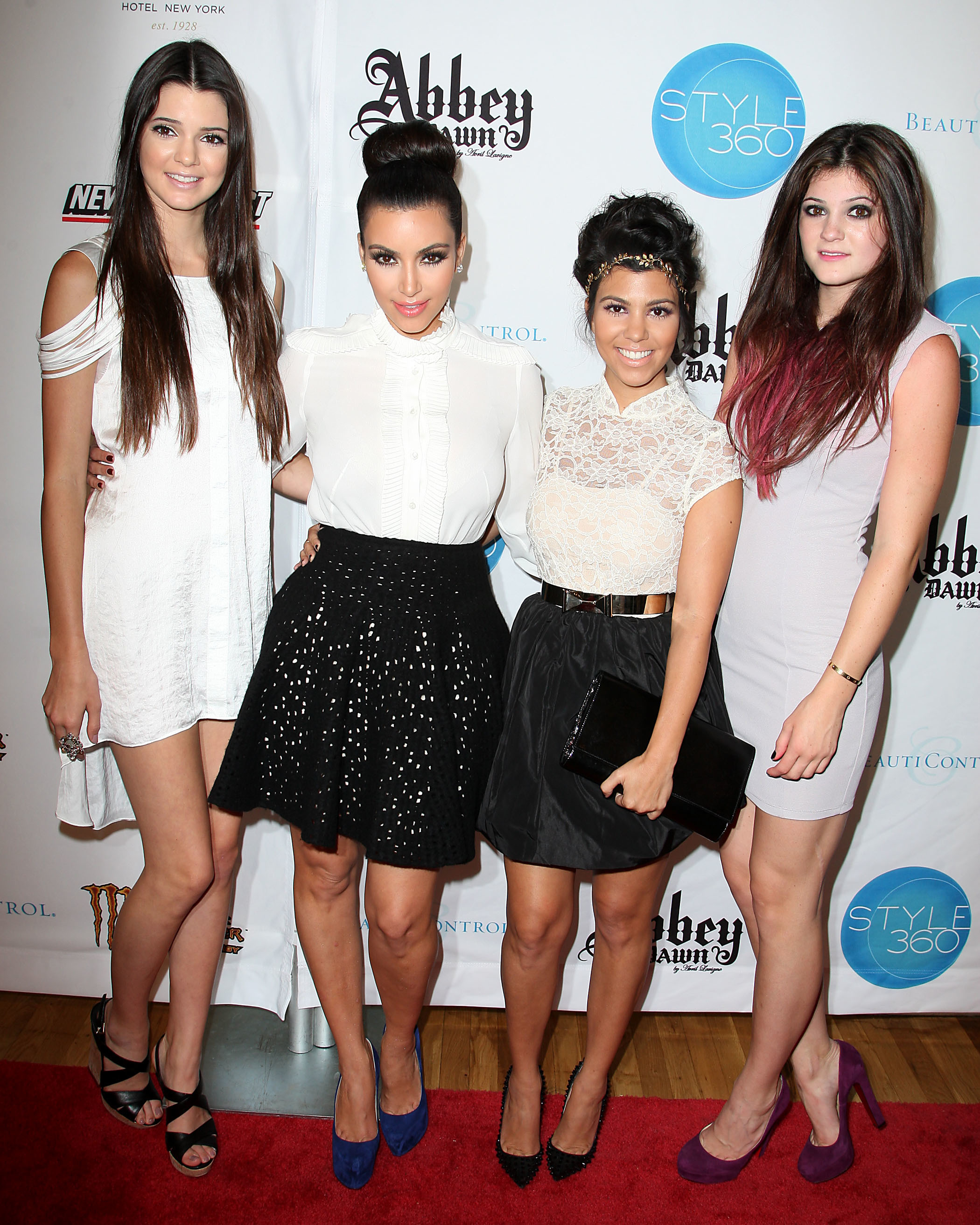 kardashians fashion week