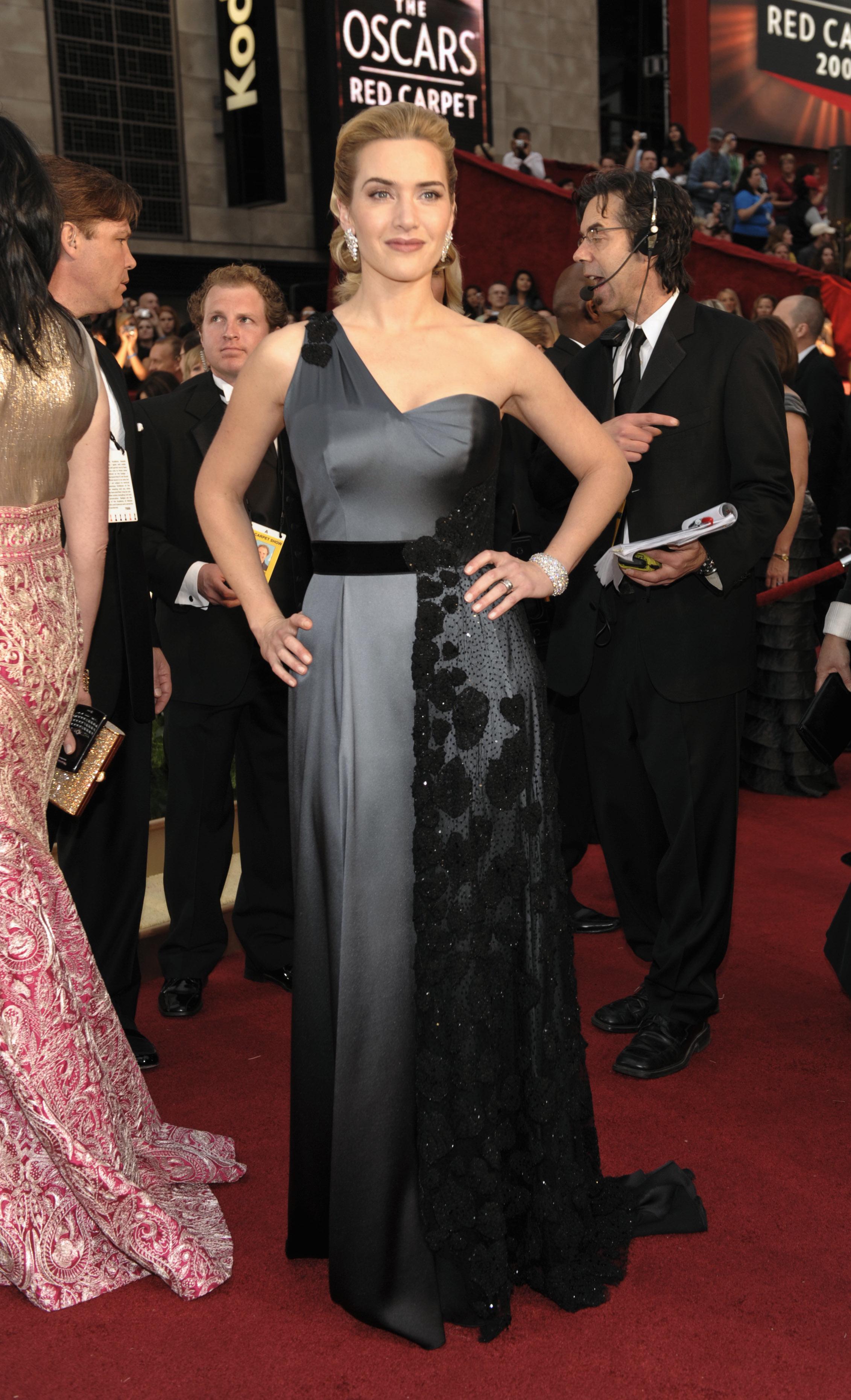 Gwyneth Paltrow Kate Winslet Oscars