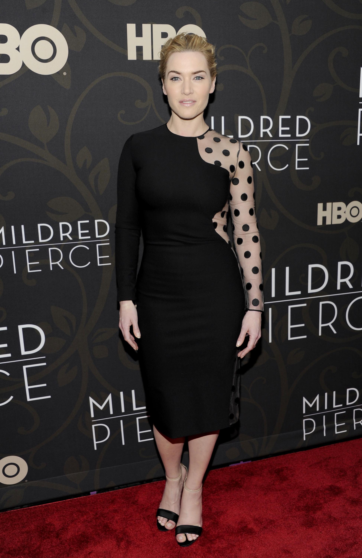 Gwyneth Paltrow Kate Winslet sheer dresses