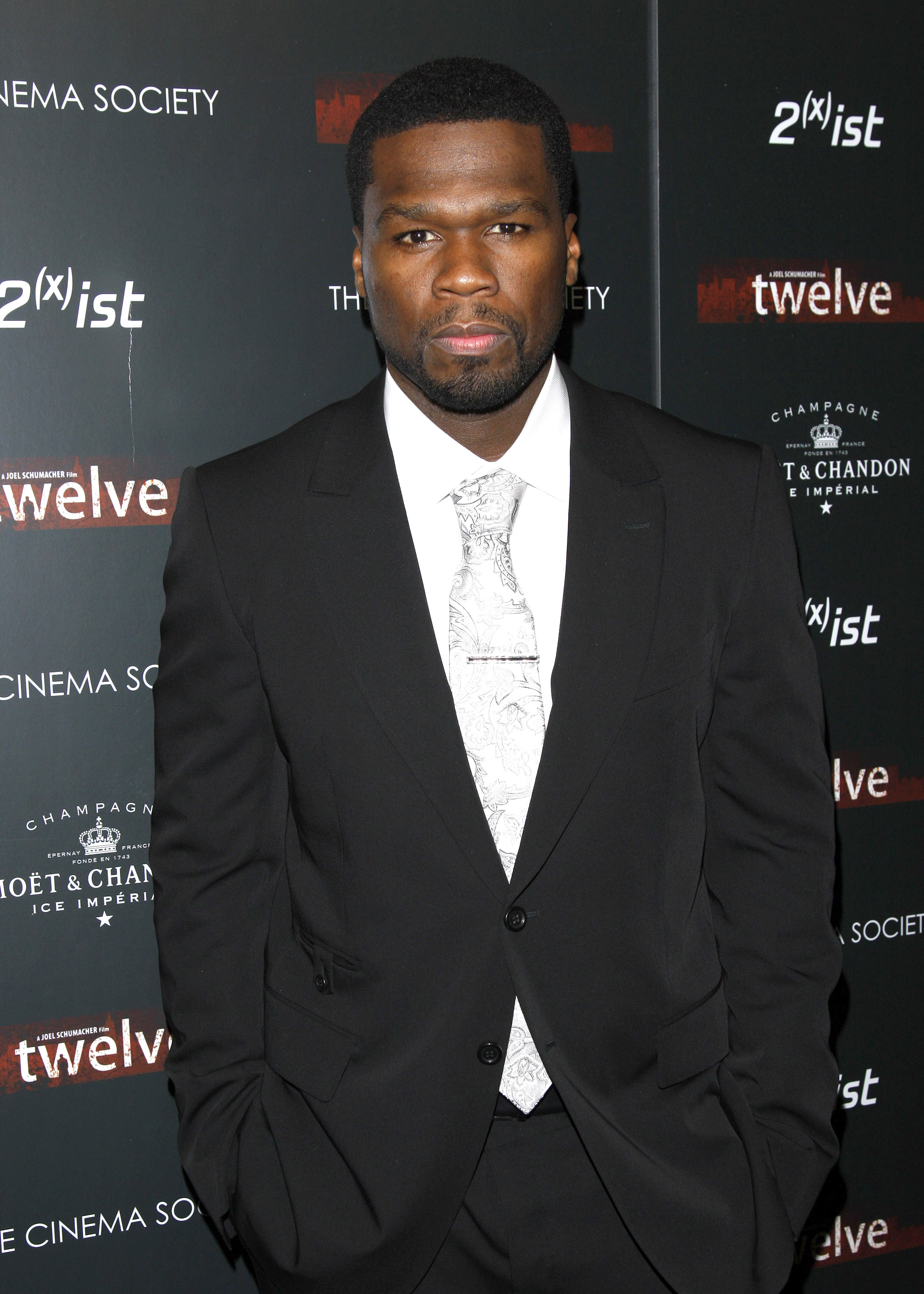 50 cent angry
