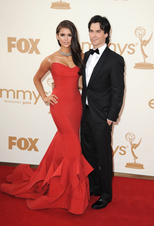 Ian Somerhalder and Nina Dobrev dating