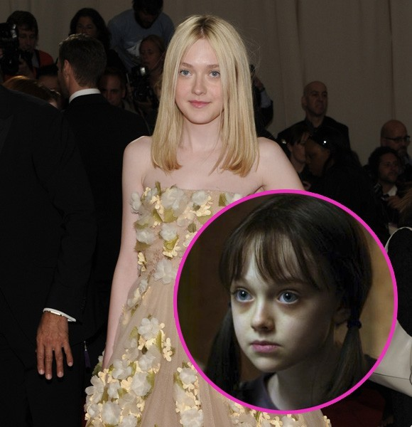 dakota fanning then and now