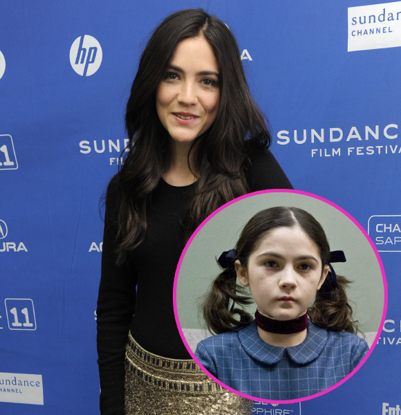 isabelle fuhrman then and now