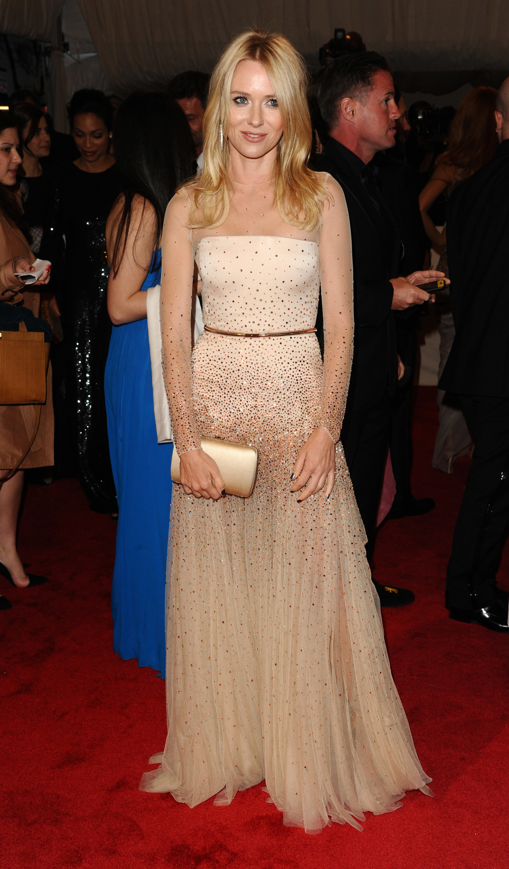 naomi watts stella mccartney dress