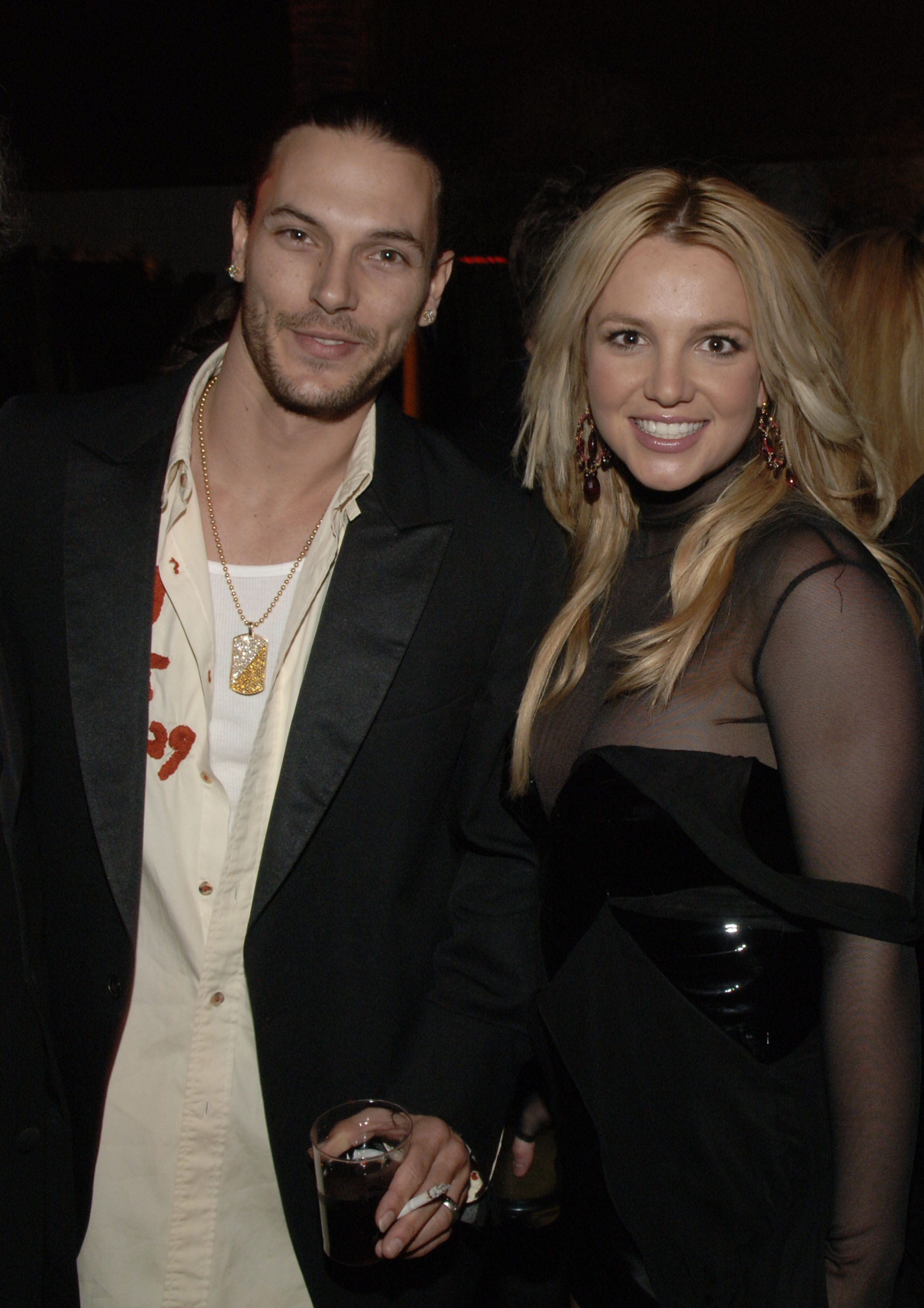 britney spears kevin federline soccer game reunion
