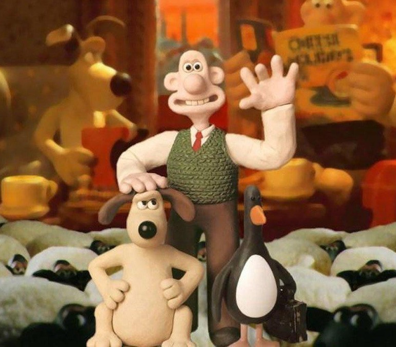 gromit wallace