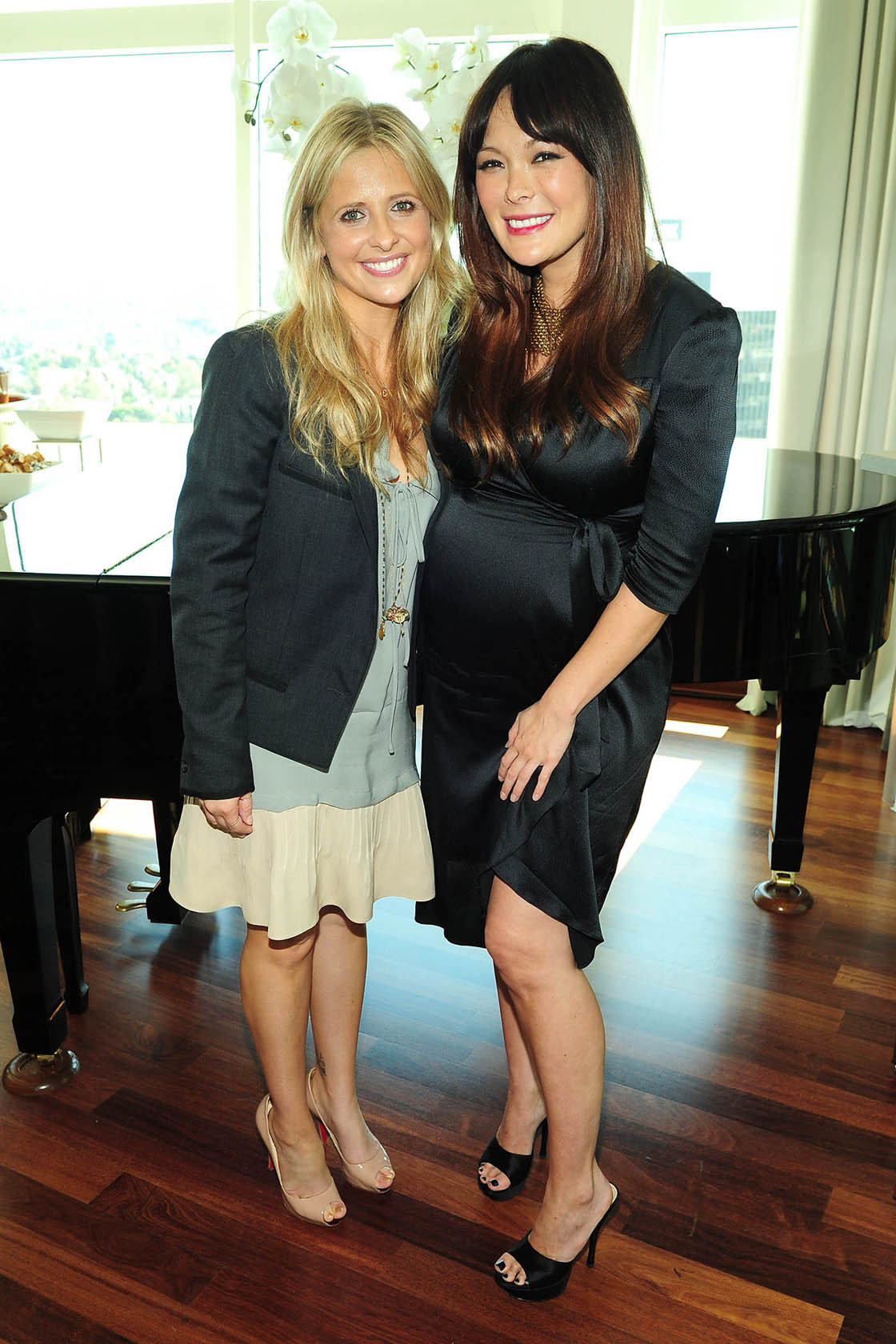 Lindsay Price Baby Shower