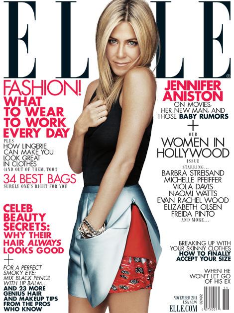 Jennifer Aniston Talks About Having a Baby