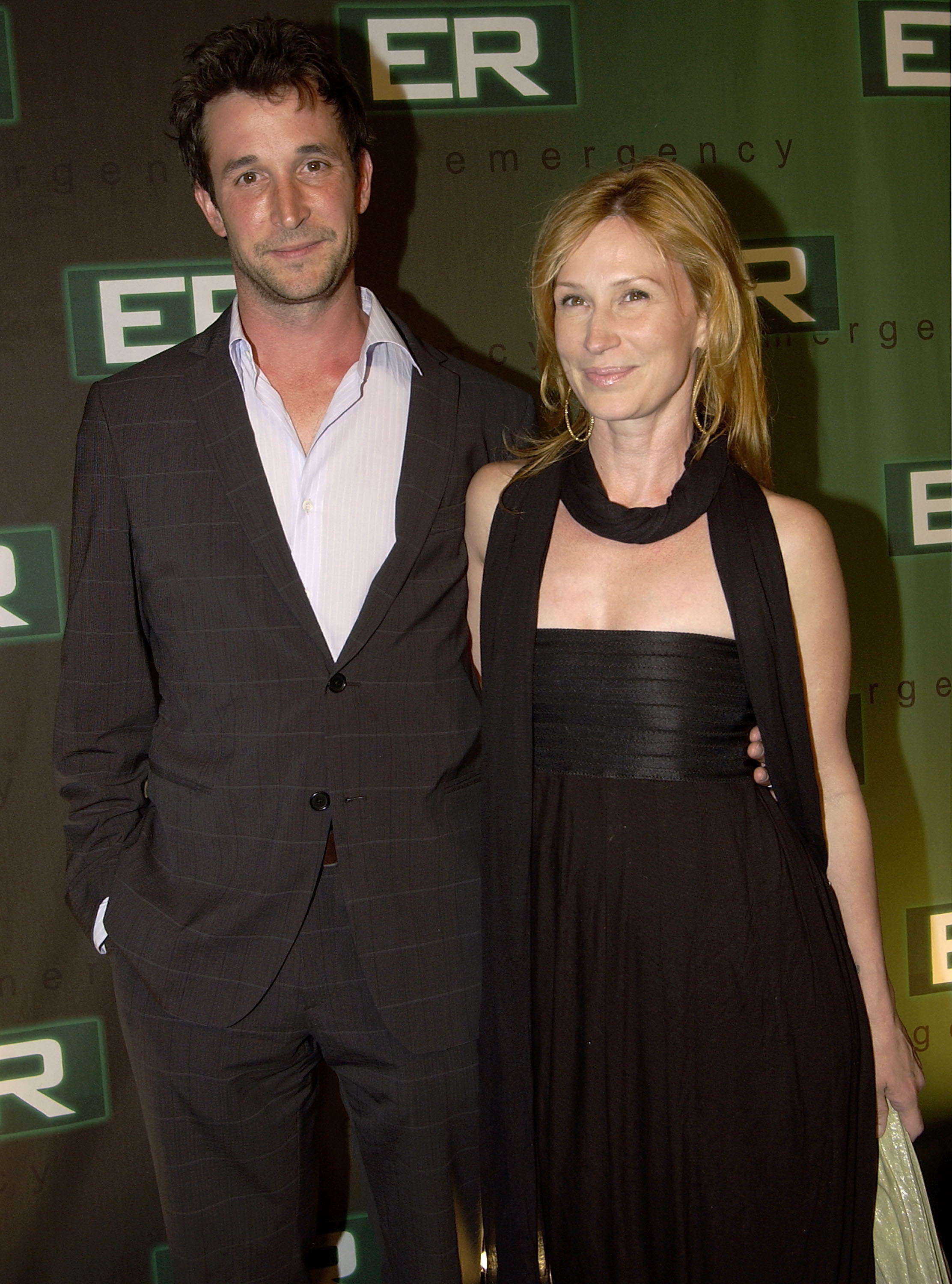 Noah Wyle and divorce