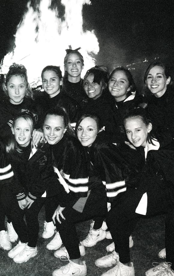 snooki cheerleader hs