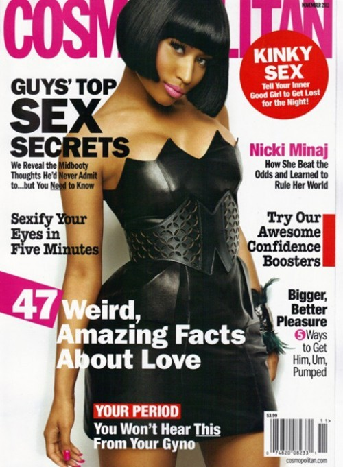 nicki minaj cosmo 2011 copy 500x681