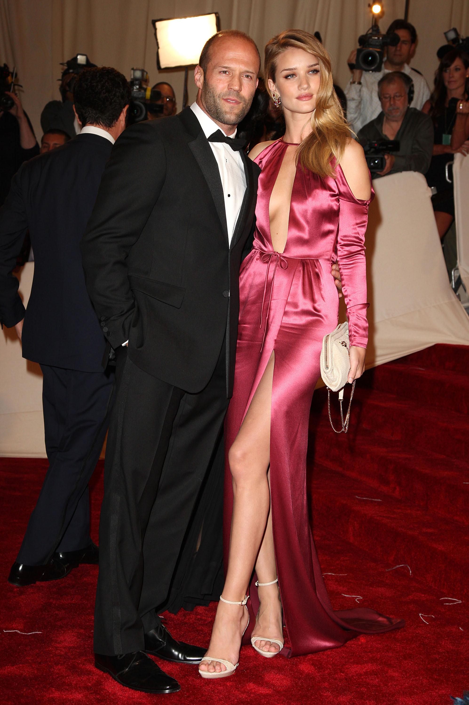 jason statham rosie pink dress