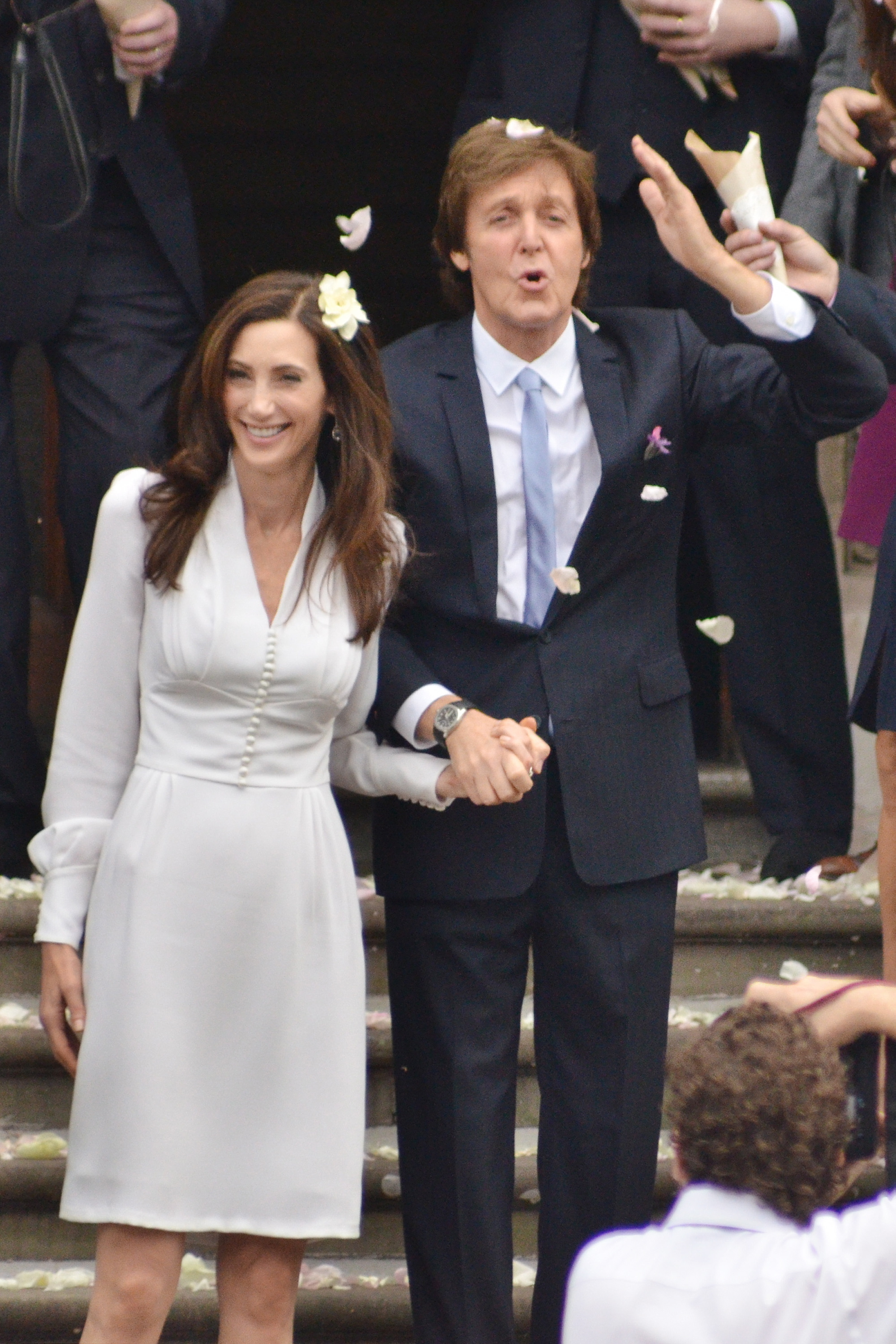 Paul McCartney married