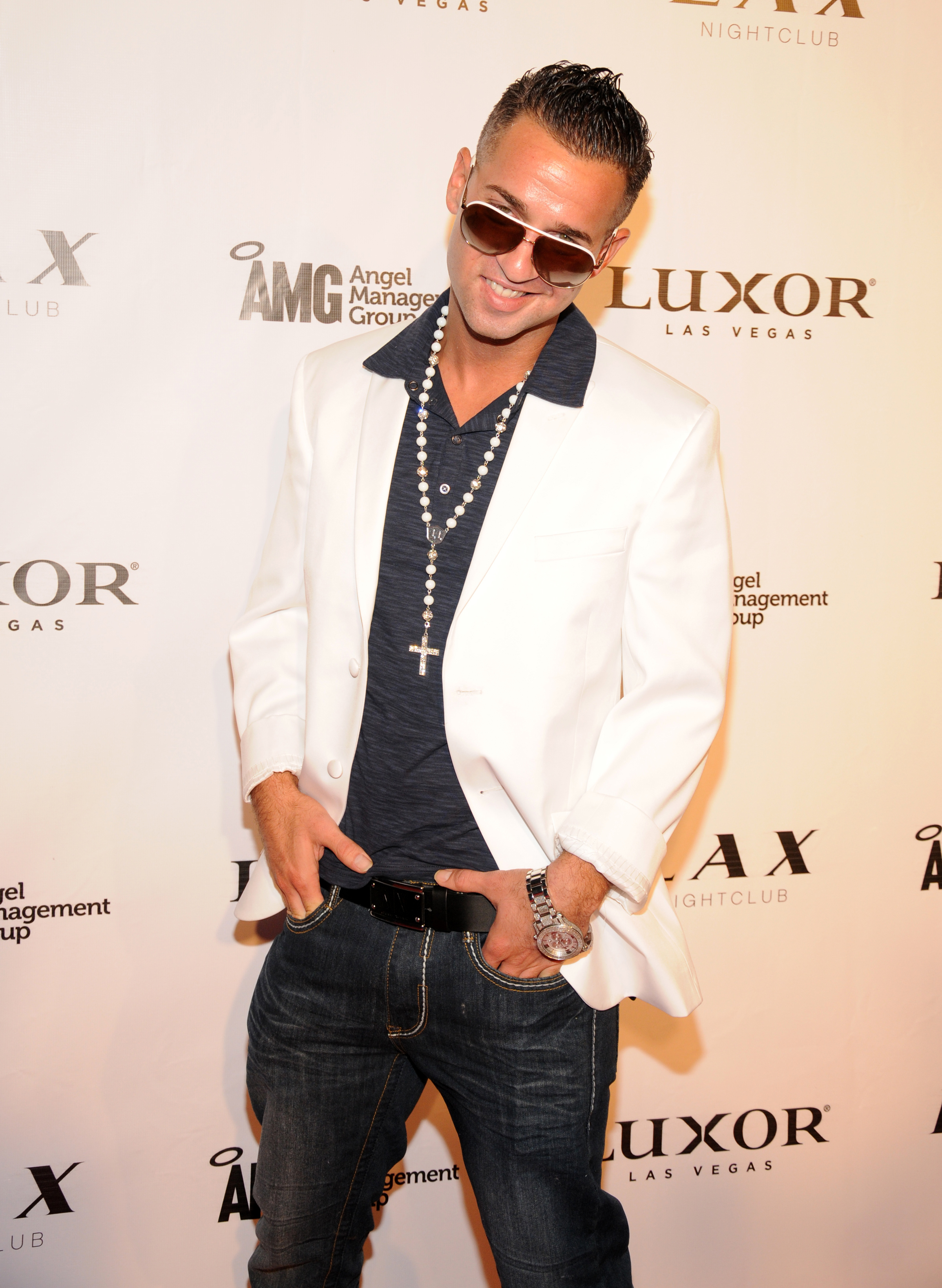 The Situation red carpet