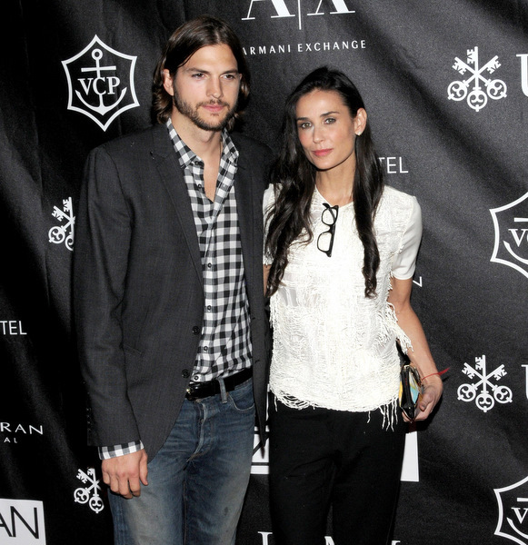 ashton kutcher demi moore divorce