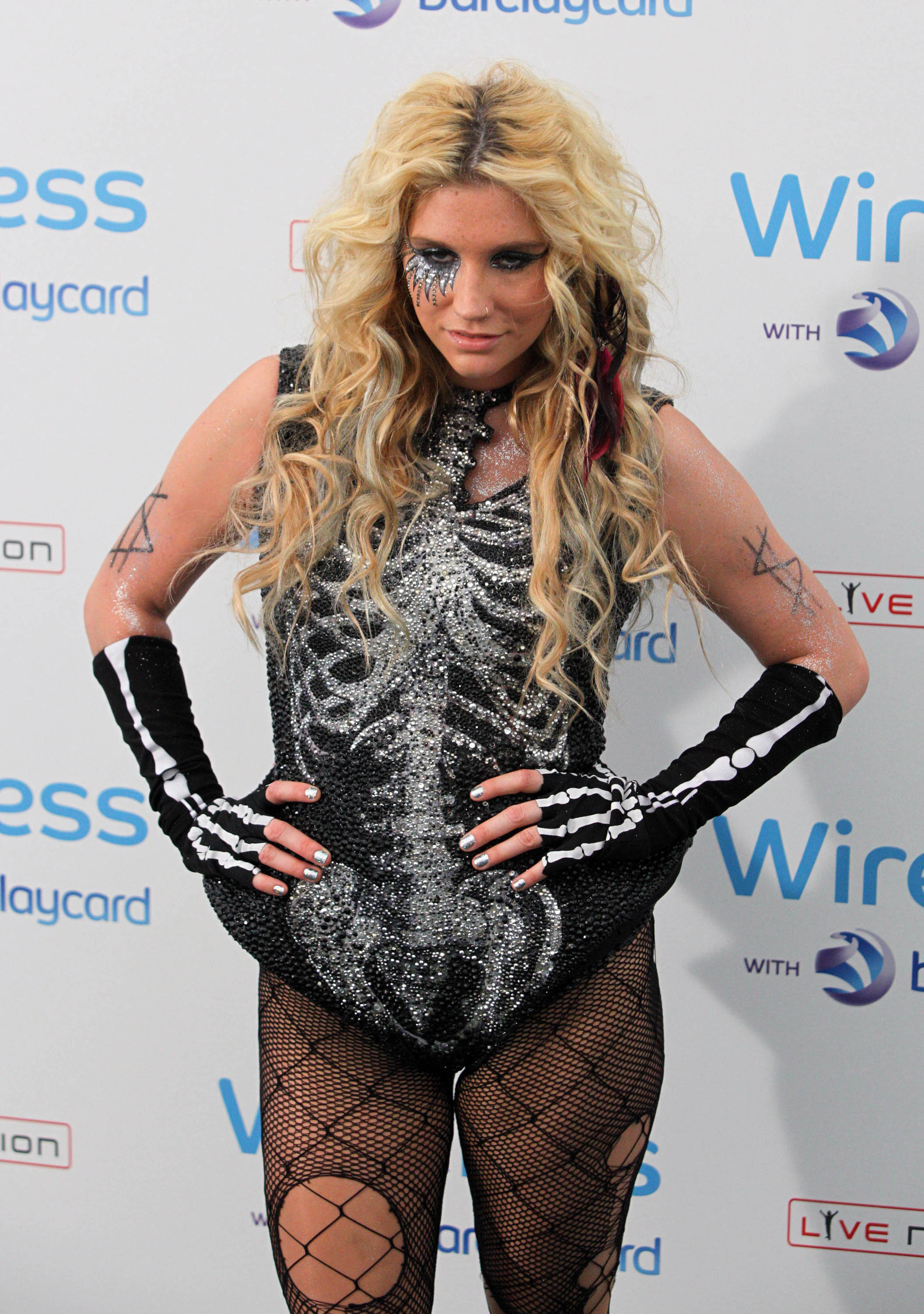 Ke$ha crazy fashion