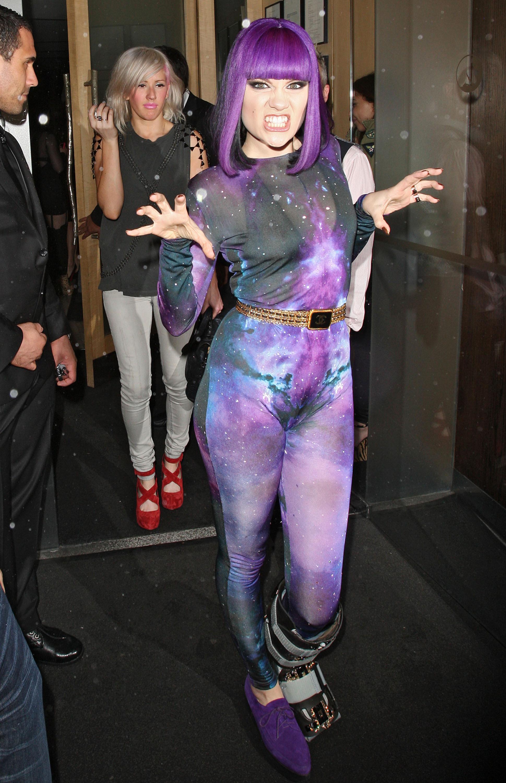 Jessie J fashion
