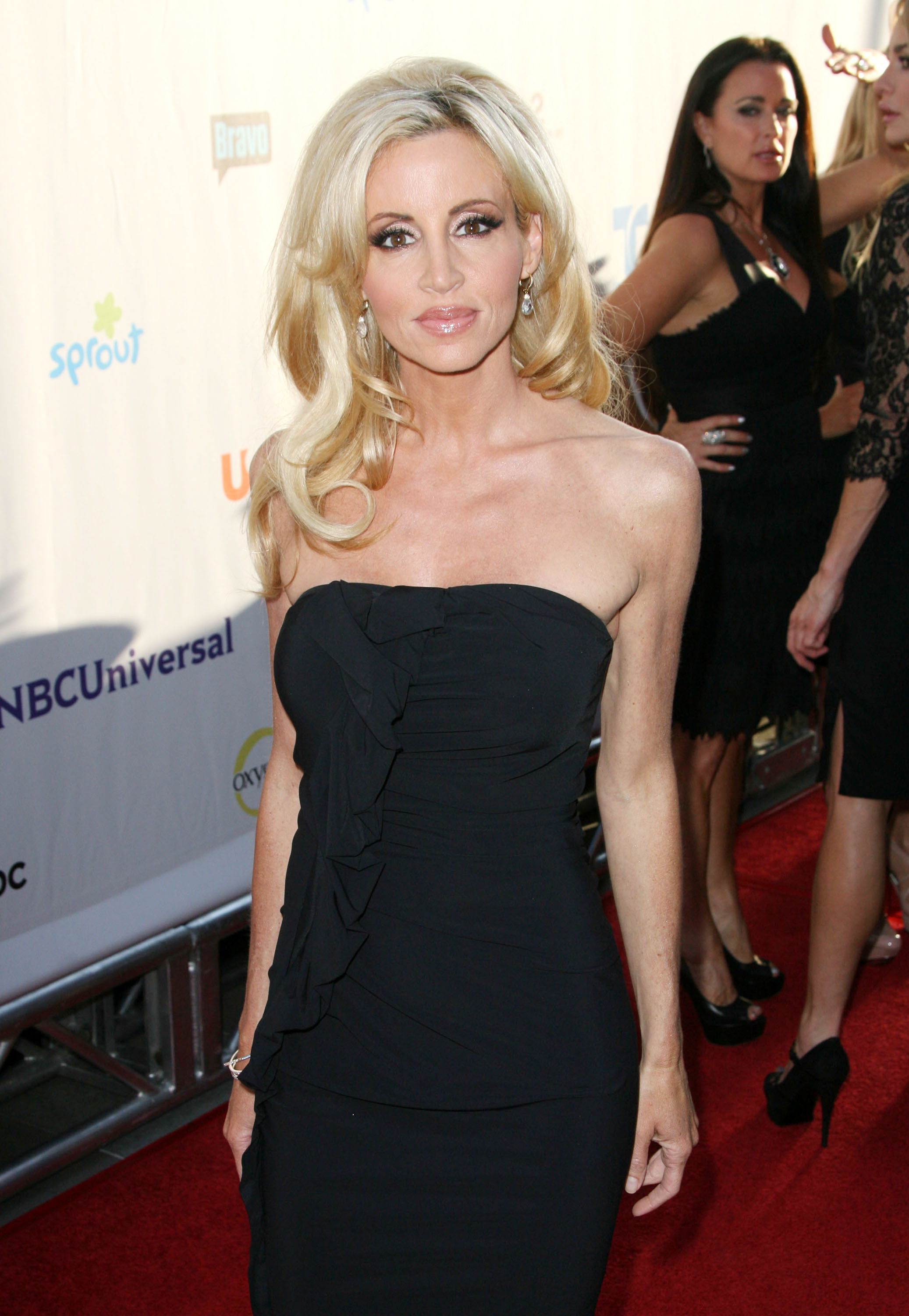 camille grammer hysterectomy cancer