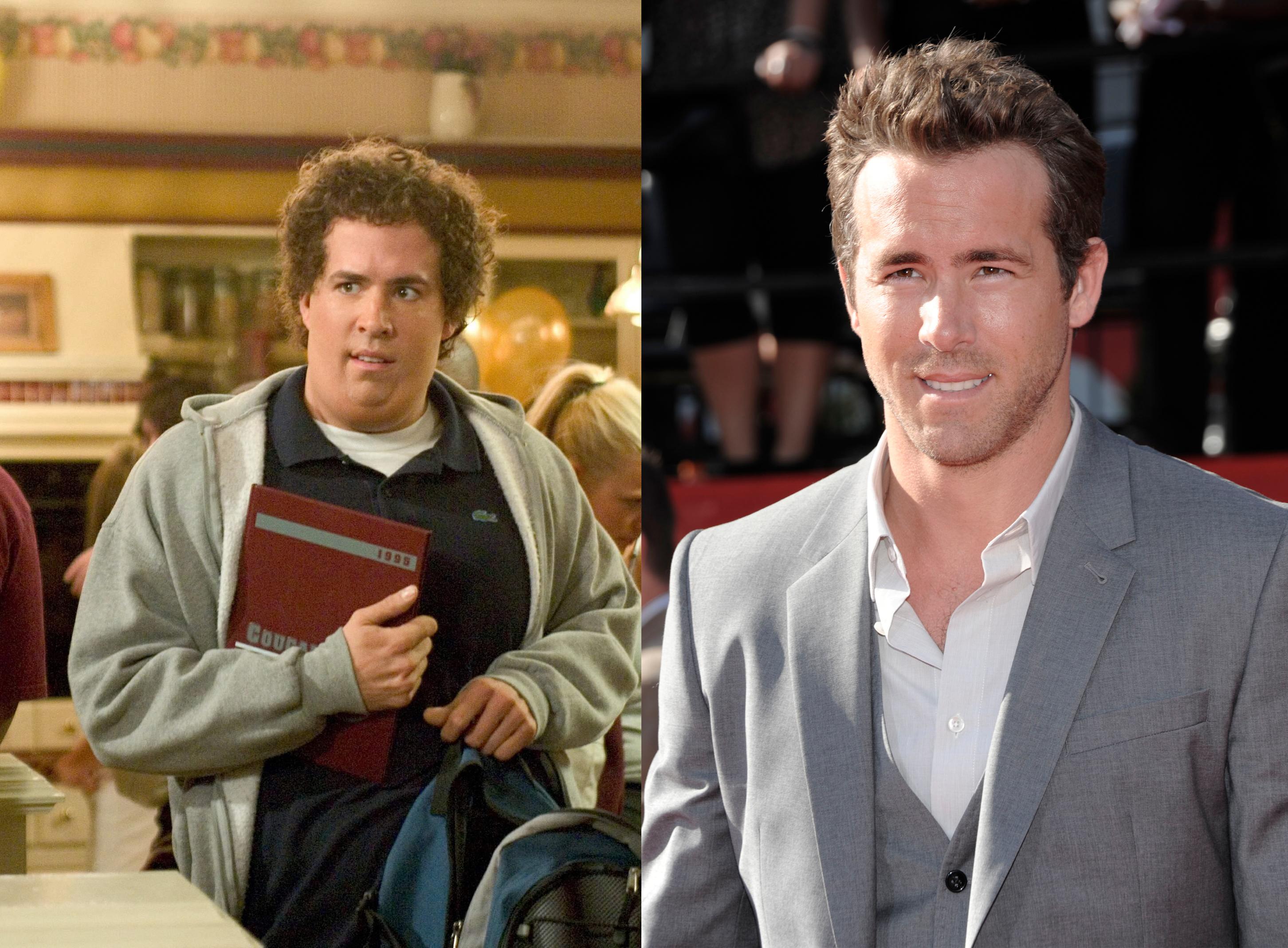 Ryan Reynolds fat suit
