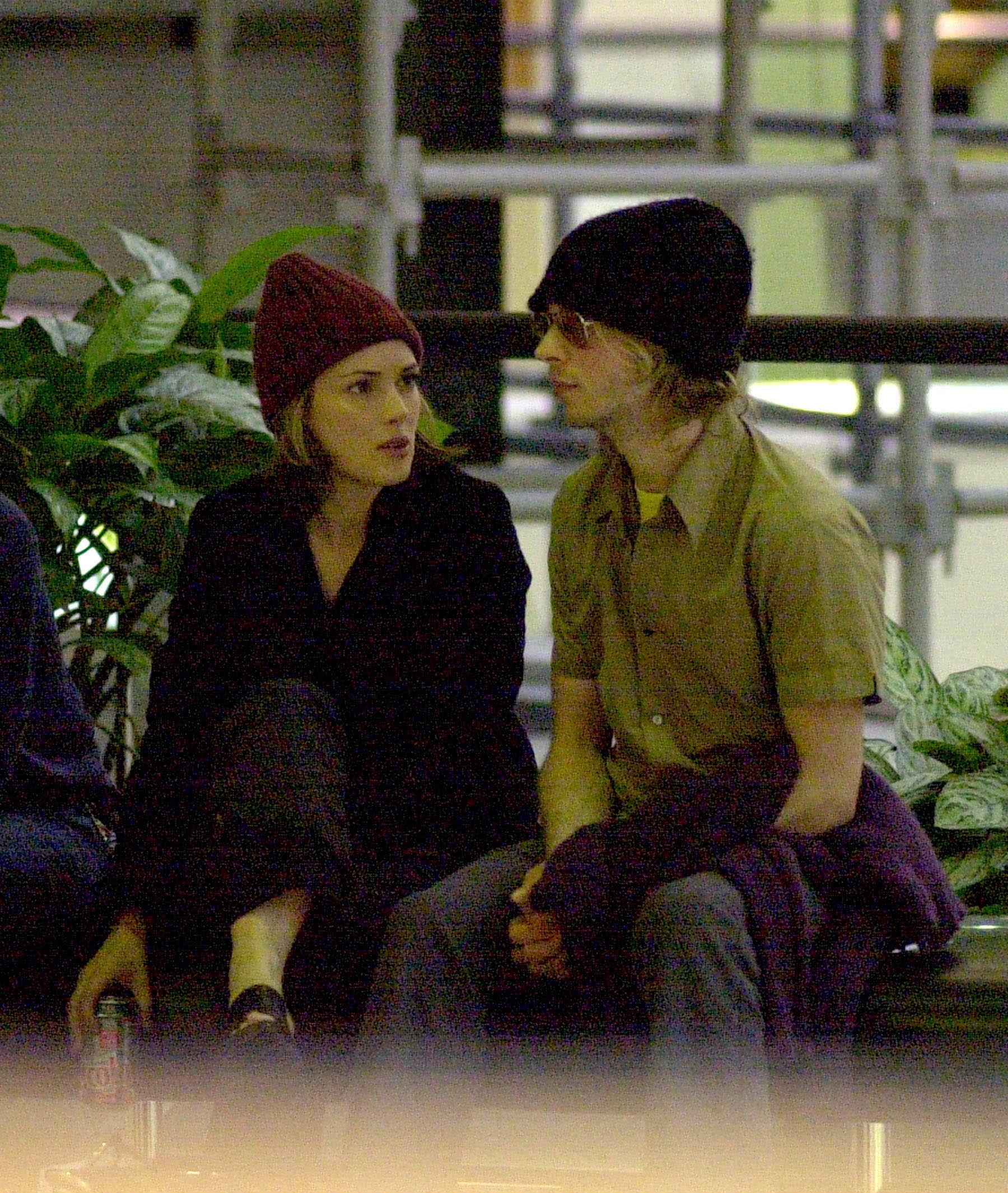 Beck Winona Ryder