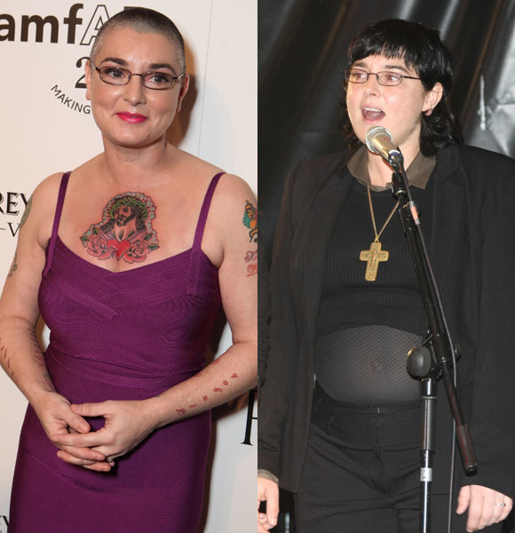 sinead o'connor new look