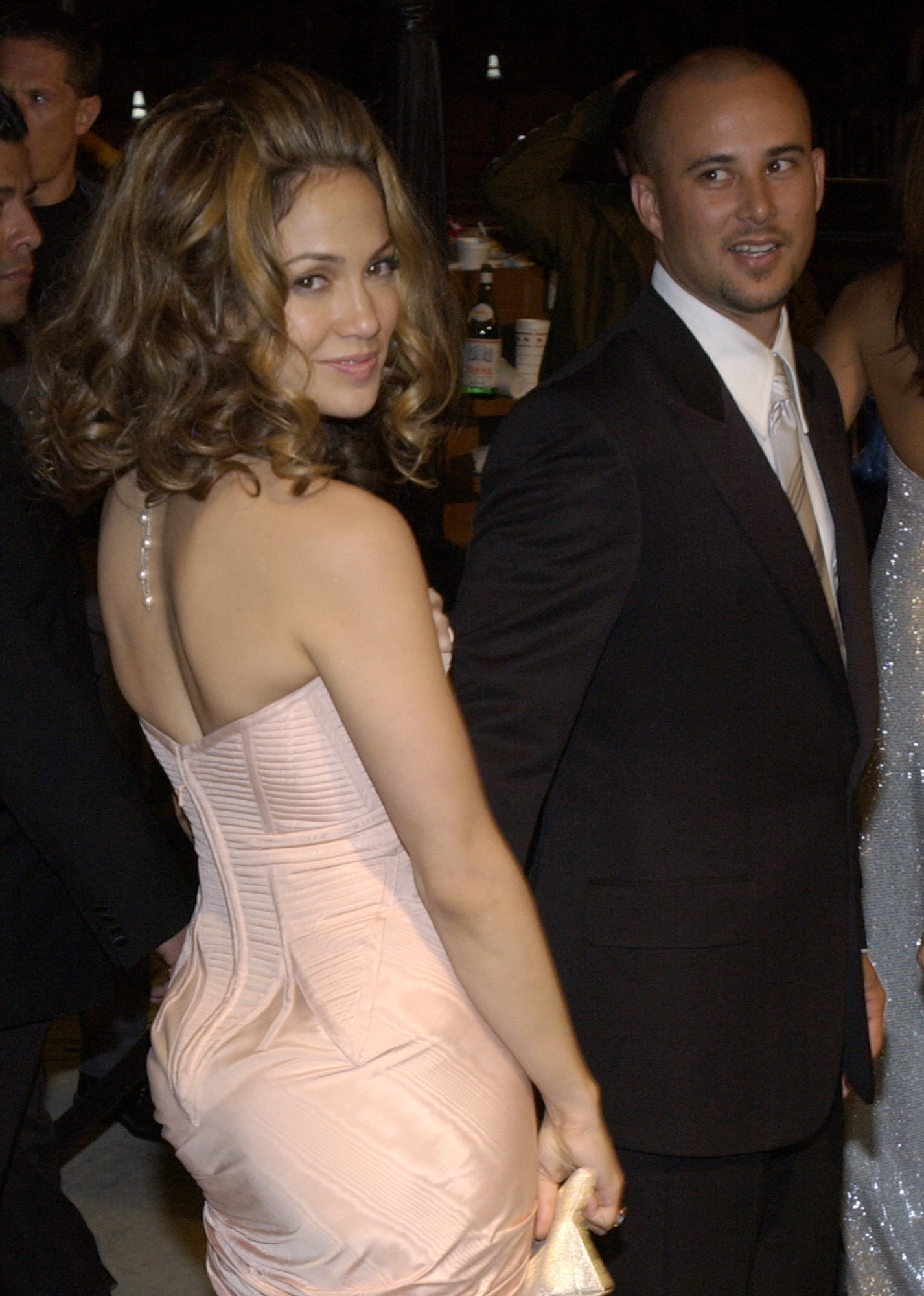 Jennifer Lopez and Cris Judd: married for nine months