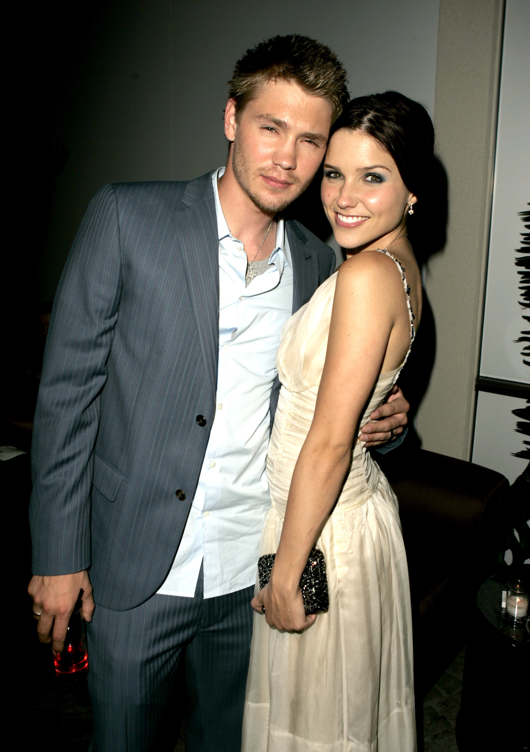 Sophia Bush and Chad Michael Murray: married for five months