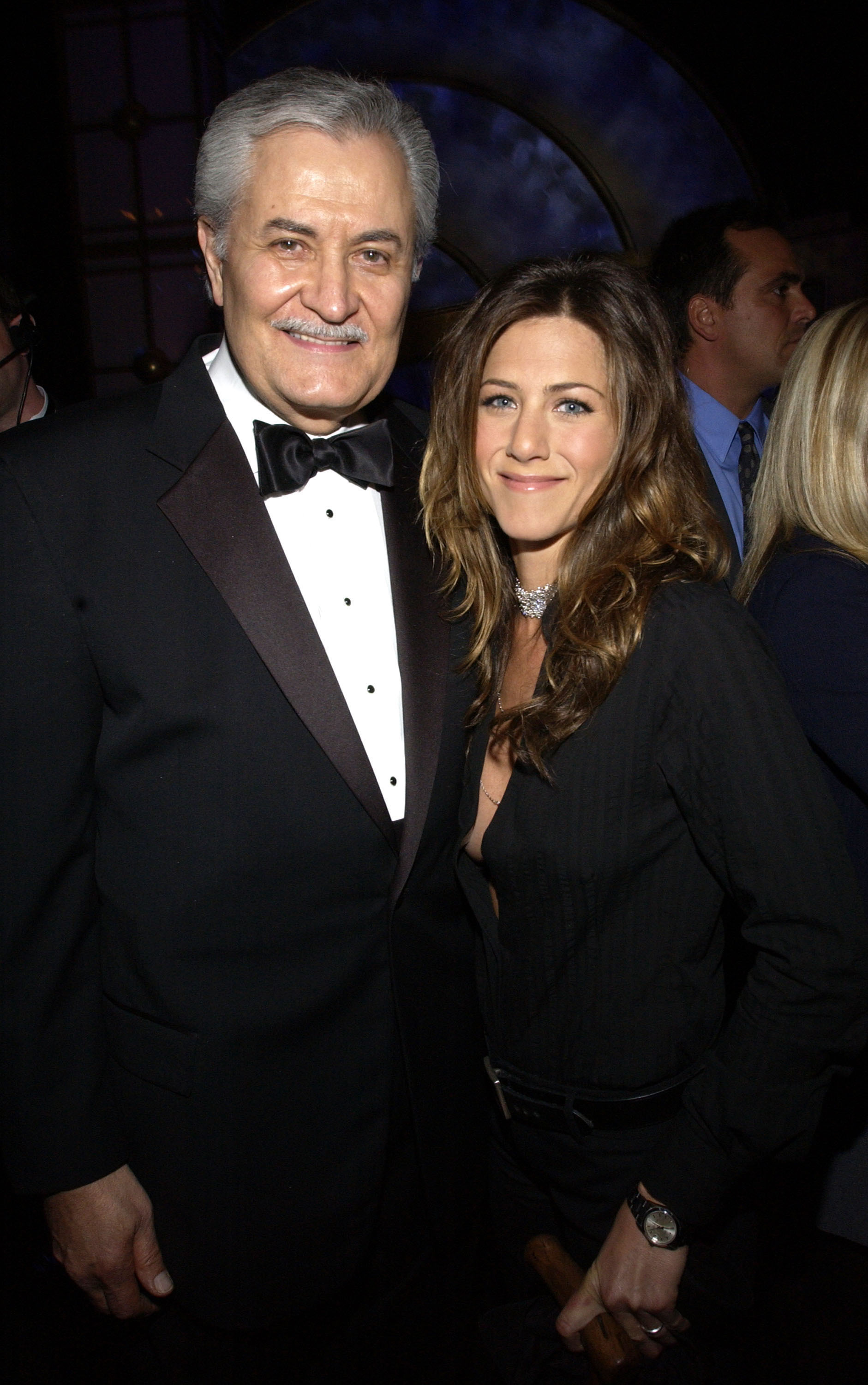 Jennifer Aniston And Her Dad Jennifer Aniston S Life In