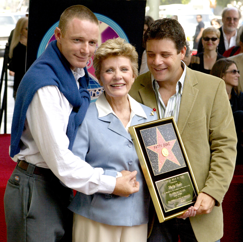 Patty Duke and Sean Astin