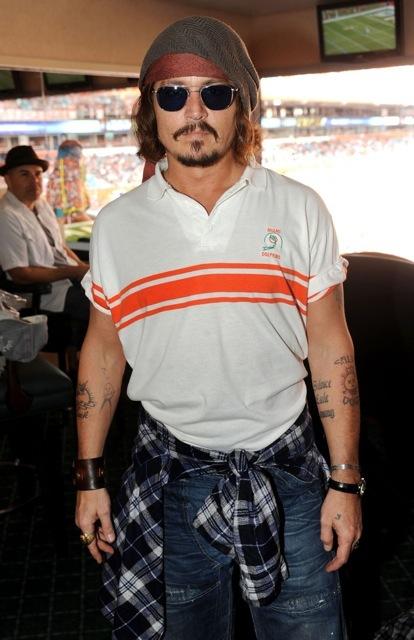 Johnny Depp from Kentucky