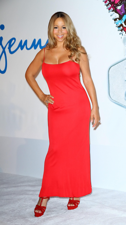 Mariah Carey skinny