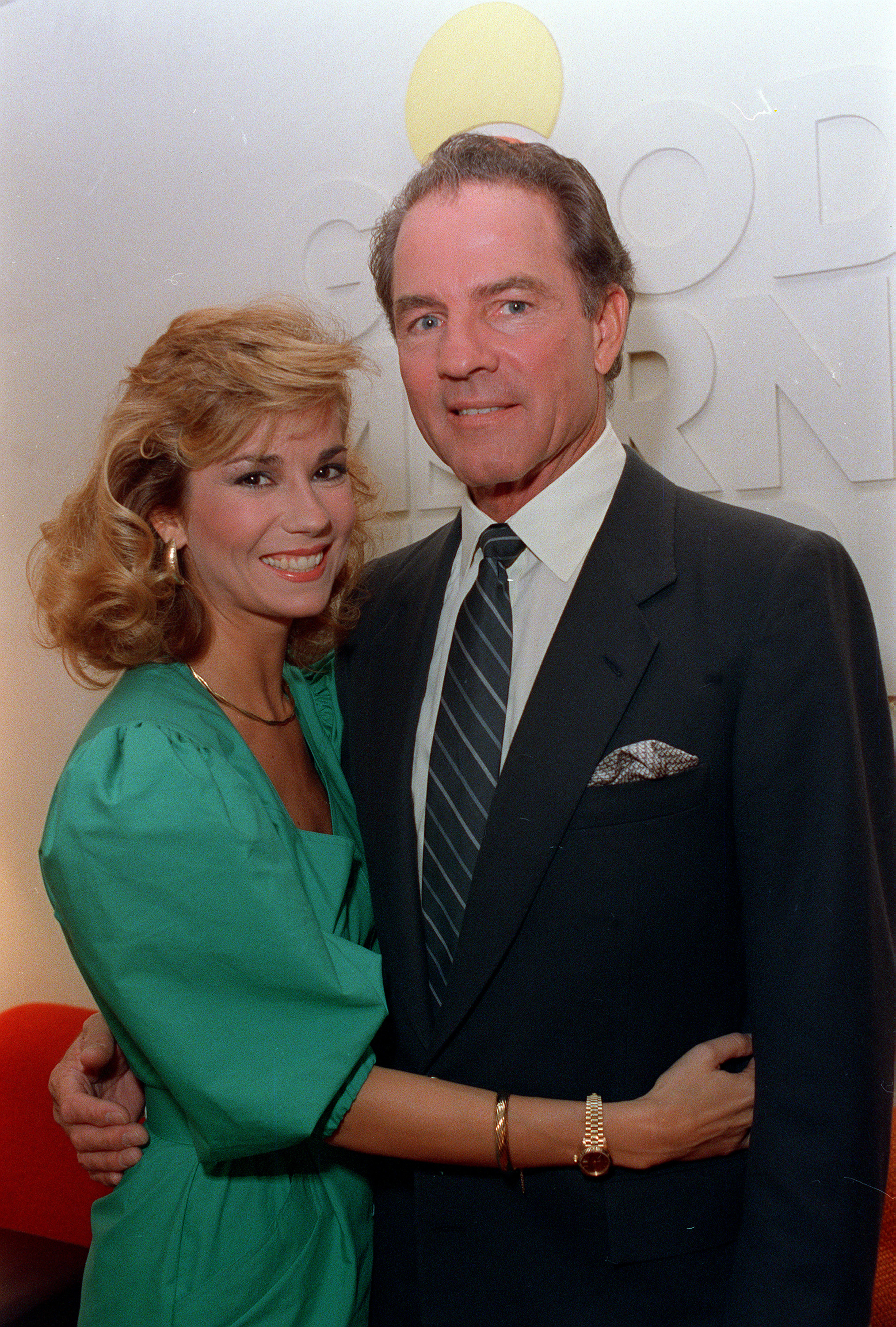 Kathie Lee Gifford and Frank Gifford