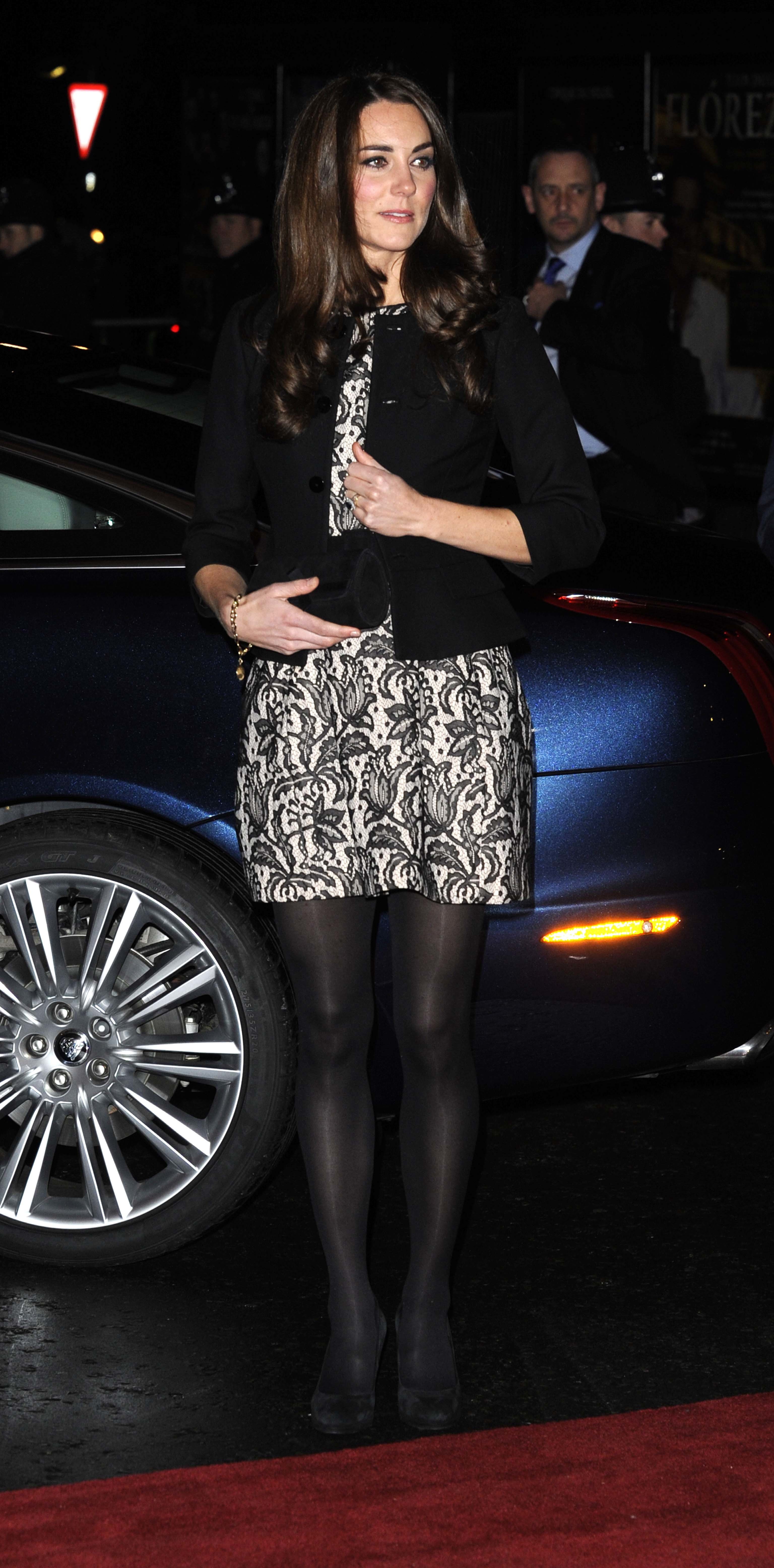 Duchess Kate royal albert hall