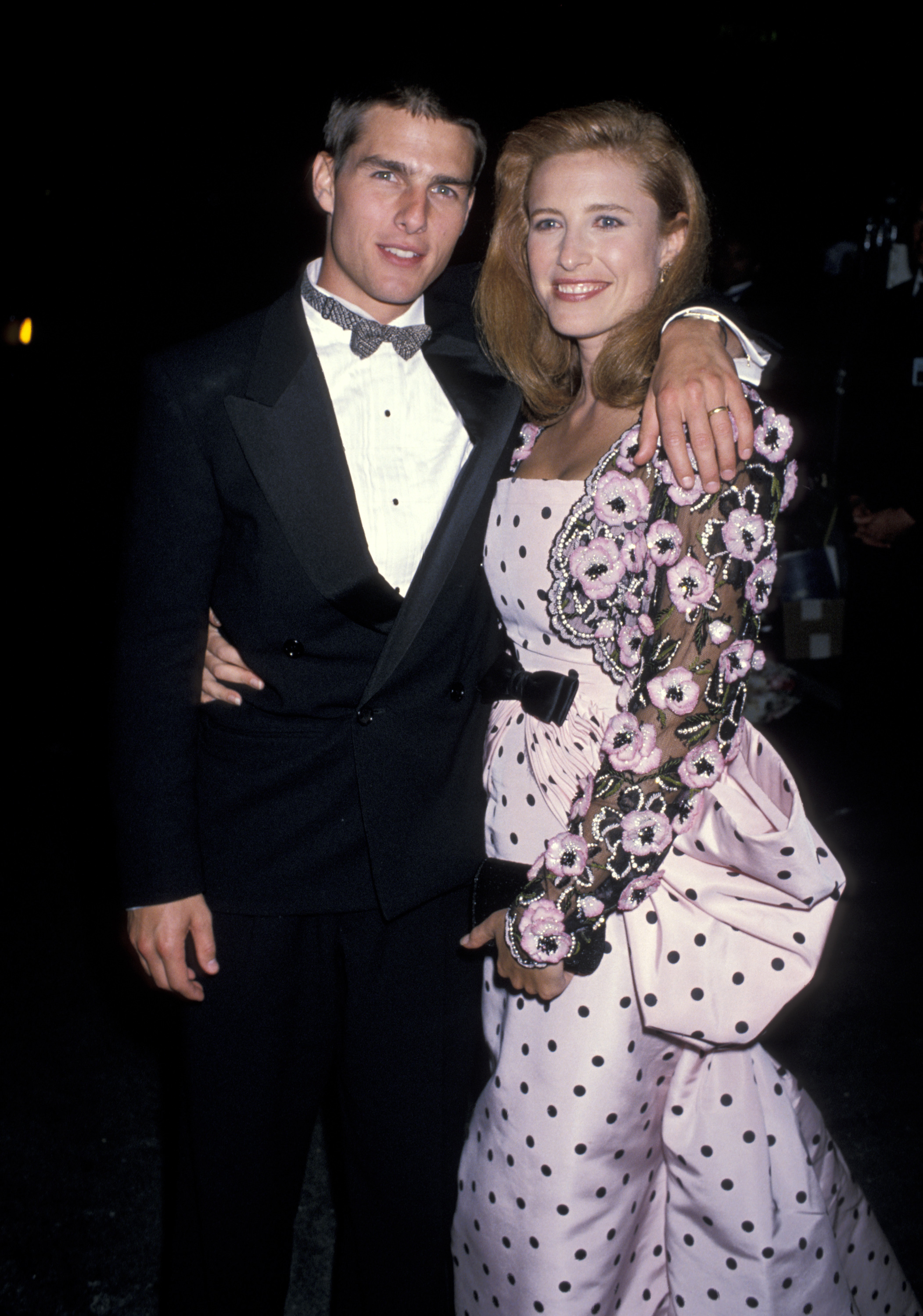 tom cruise first wife