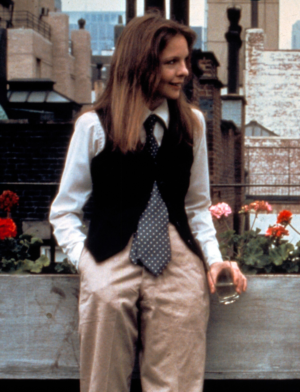 Diane Keaton style