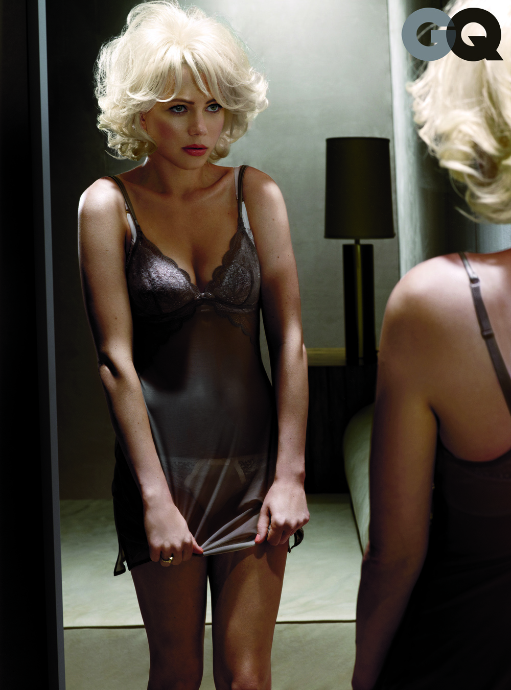 Michelle Williams GQ